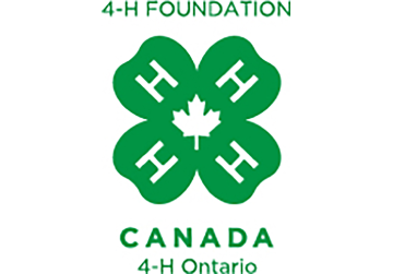 Ontario 4-H Foundation Logo