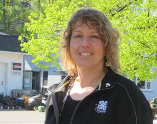 Elizabeth Johnston, Coordinator, Programming and Resources, 4-H Ontario