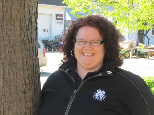 Faith Kirk, Coordinator, Volunteer Support – Region 4, 4-H Ontario