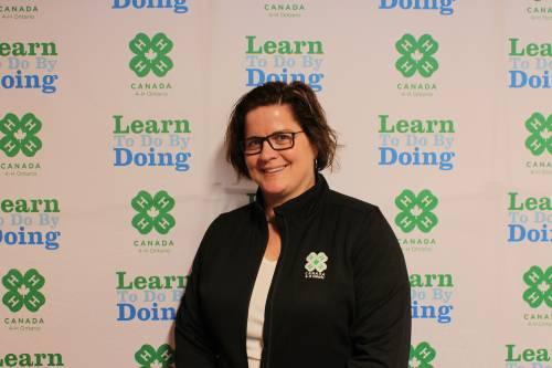 Kathryn Lambert, Coordinator, Events, 4-H Ontario