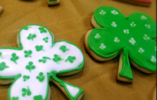 clover cookie